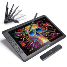 Load image into Gallery viewer, Large Digital Computer Drawing Art Tablet With Pen