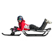 Load image into Gallery viewer, Large Heavy Duty Snow Racer Sled