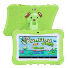 Load image into Gallery viewer, Premium Kids Learning Android Tablet Computer With Wifi