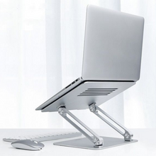 Load image into Gallery viewer, Premium Adjustable Ergonomic Laptop Holder Desk Stand