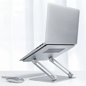 Premium Adjustable Ergonomic Laptop Holder Desk Stand
