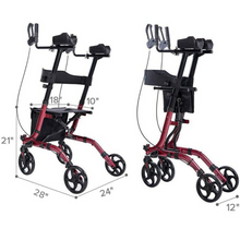 Load image into Gallery viewer, Smart Standing Upright Senior Straight Walker