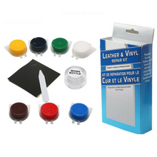 Load image into Gallery viewer, All In One Leather / Vinyl Restoration Repair Kit