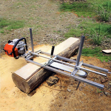 Load image into Gallery viewer, Portable Home Chainsaw Sawmill 48""
