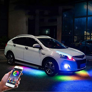 Ultimate Car LED Underglow Neon Lights Set