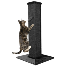 Load image into Gallery viewer, Ultimate Tall Cat Scratching Post Tower 32 in
