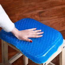 Load image into Gallery viewer, Gel Seat Cushion Chair Pad | Zincera