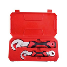 Load image into Gallery viewer, Flex Head Ratcheting Metric Wrench Set | Zincera