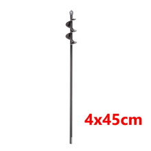 Load image into Gallery viewer, Post Hole Auger Drill Bit For Garden Planting | Zincera