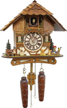 Load image into Gallery viewer, Premium German Made Antique Cuckoo Wall Clock