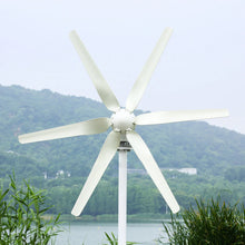 Load image into Gallery viewer, Small Wind Turbine Power Generator For Home 6000W | Zincera