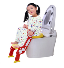 Load image into Gallery viewer, Premium Kids Potty Trainer Toilet Seat | Zincera