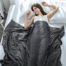 Load image into Gallery viewer, Weighted Compression Gravity Stress Blanket | Zincera