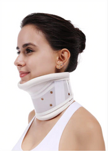 Load image into Gallery viewer, Premium Soft Neck Brace Cervical Collar | Zincera