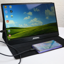 Load image into Gallery viewer, Portable Computer USB Powered Monitor | Zincera