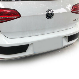 Universal Tough Car Rear Bumper Protector Guard | Zincera
