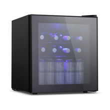 Load image into Gallery viewer, Small Countertop Wine And Beer Cooler Fridge | Zincera