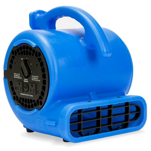 Powerful Carpet Floor Air Blower Fan 1/5 HP | Zincera