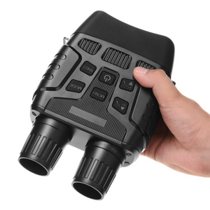 Premium Night Vision Binoculars With Camera | Zincera