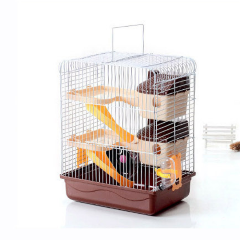 Premium Hamster Space Home Cage Enclosure | Zincera