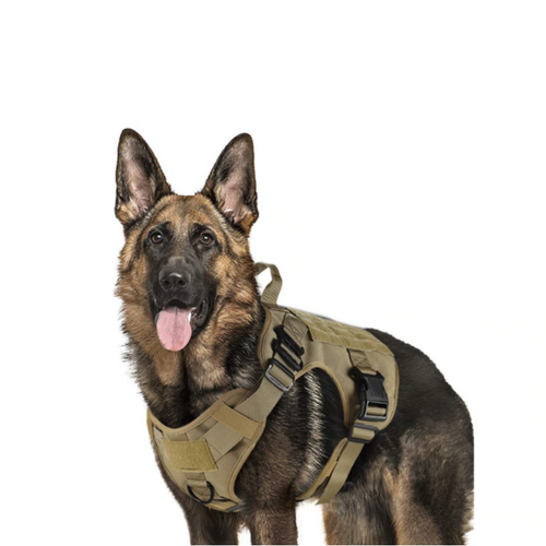 Heavy Duty Tactical No Pull Dog Harness Vest | Zincera