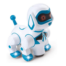 Load image into Gallery viewer, Realistic Mechanical Robot Pet Dog Toy | Zincera