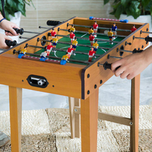 Load image into Gallery viewer, Premium Portable Wooden Foosball Table | Zincera