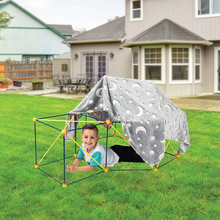 Load image into Gallery viewer, Kids Indoor Play Fort DIY Building Kit | Zincera