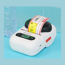 Load image into Gallery viewer, Premium Portable Wireless Label Maker Machine | Zincera