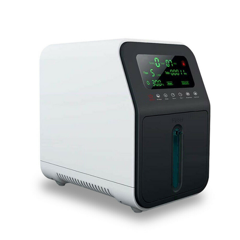 Small Portable Home Oxygen Concentrator Machine 5 LPM | Zincera