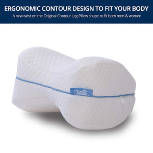 Leg Elevation Knee Pillow | Zincera