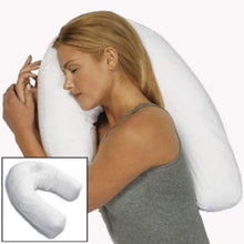 Load image into Gallery viewer, Side Sleeper Orthopedic Pillow | Zincera