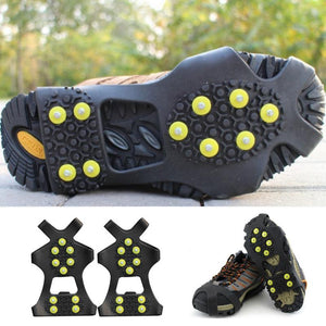 Snow Ice Cleats For Shoes/Boots | Zincera