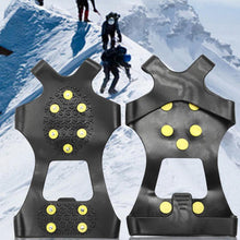 Load image into Gallery viewer, Snow Ice Cleats For Shoes/Boots | Zincera