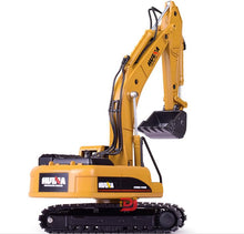 Load image into Gallery viewer, Kids RC Excavator Bulldozer Toy | Zincera