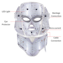 Load image into Gallery viewer, LED Light Therapy Acne Face Mask | Zincera