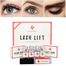 Load image into Gallery viewer, Premium Eyelash Perm Lift And Tint Kit | Zincera