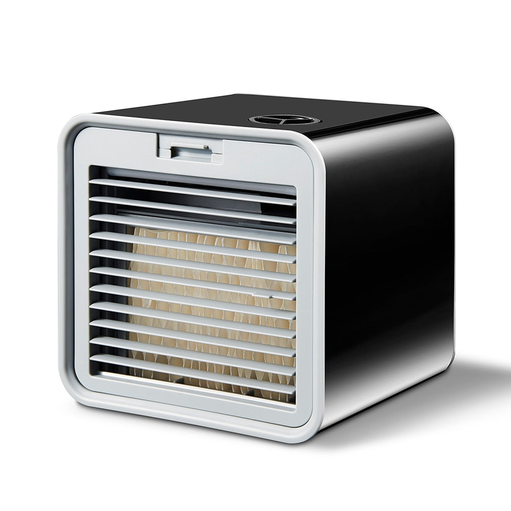 Small Quiet Portable Air Conditioner Unit | Zincera