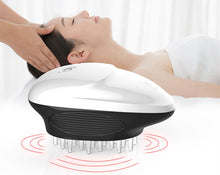 Load image into Gallery viewer, Electric Scalp Hair Massager For Hair Growth | Zincera