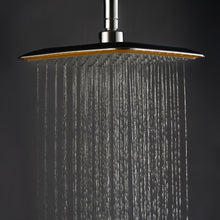 Load image into Gallery viewer, Rainfall Shower Head Square Stainless Steel | Zincera