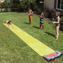 Load image into Gallery viewer, Portable Backyard Kids Water Slip And Slide | Zincera