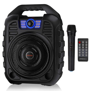 Portable Bluetooth Karaoke Sing Machine System | Zincera