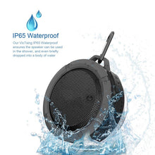 Load image into Gallery viewer, Wireless Waterproof Bluetooth Shower Speaker Portable | Zincera