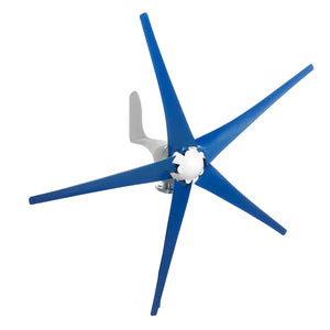 Small Wind Turbine Electricity Power Generator For Home 3600W | Zincera