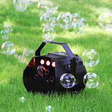 Load image into Gallery viewer, Premium Bubble Maker Blowing Machine | Zincera