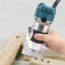 Load image into Gallery viewer, Handheld Wood Router Trimmer Tool | Zincera