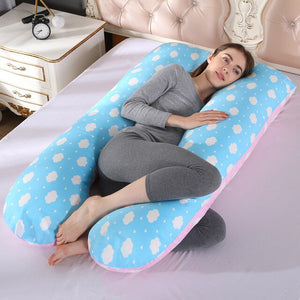 U Shaped Pregnancy Maternity Body Pillow | Zincera