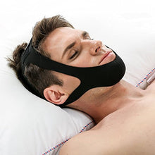 Load image into Gallery viewer, Anti Snoring CPAP Chin Strap For Sleep Apnea | Zincera