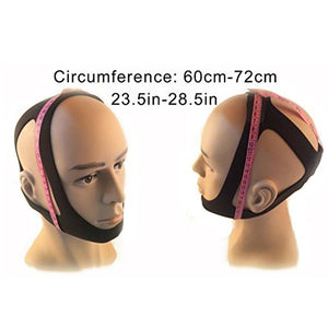 Anti Snoring CPAP Chin Strap For Sleep Apnea | Zincera
