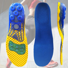 Load image into Gallery viewer, Plantar Fasciitis Arch Support Inserts For Flat Feet | Zincera